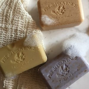 French Quadruple Milled Shea Butter Infused Soaps