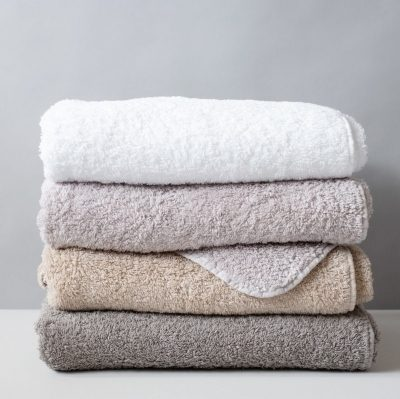 Super Pile Towels by Abyss Sale on Sets Only