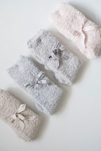 Heathered CozyChic Socks by Barefoot Dreams