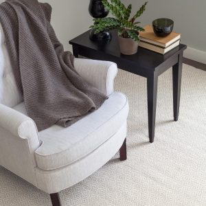 Petite Diamond Indoor Outdoor Rug by Dash and Albert