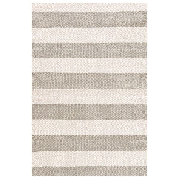Catamaran Stripe Indoor/Outdoor Rug by Dash and Albert