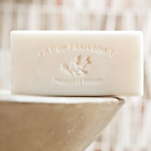 20% Shea Butter Hand Cut Bar Soap