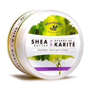 10% Shea Butter Lavender Body Butter