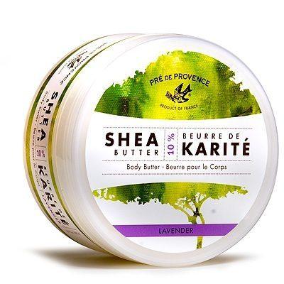 10% Shea Butter Lavender Body Butter