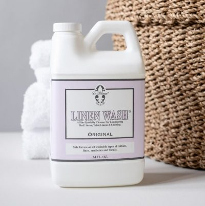 Organic Linen Wash 64oz. Original by Le Blanc