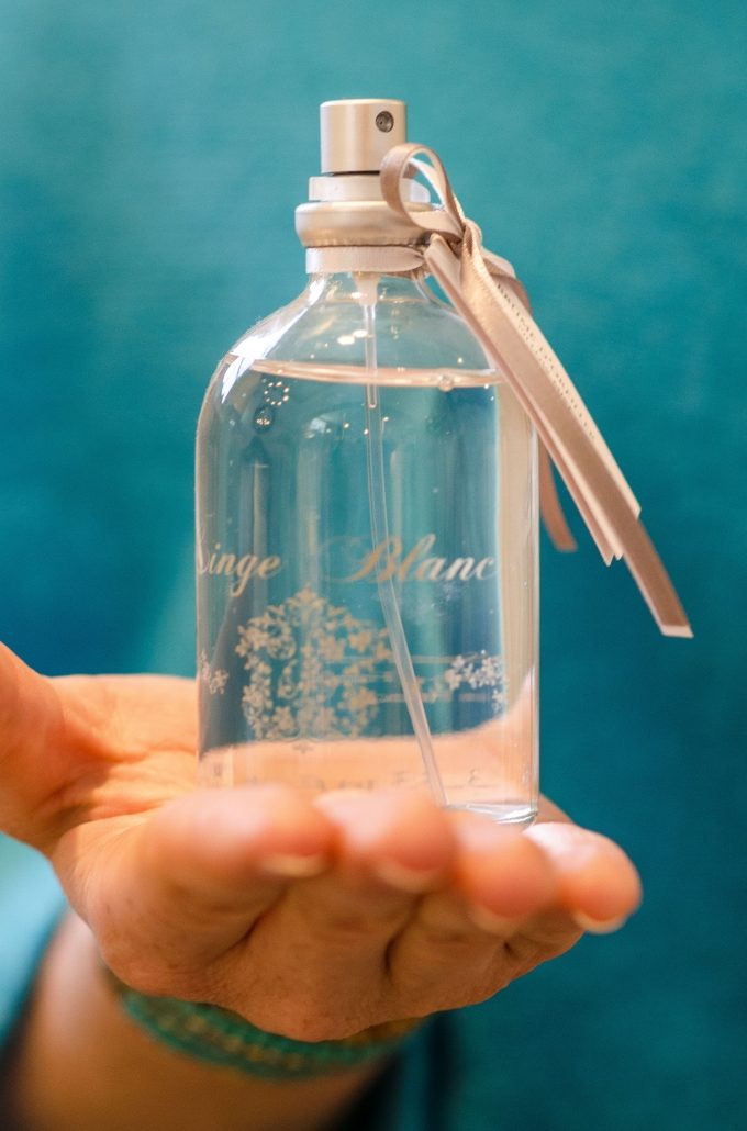 French Pillow Mist in Clean Linen Fragrance