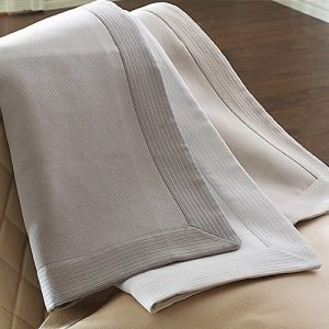 Angelina Pique Coverlet and Shams by Peacock Alley
