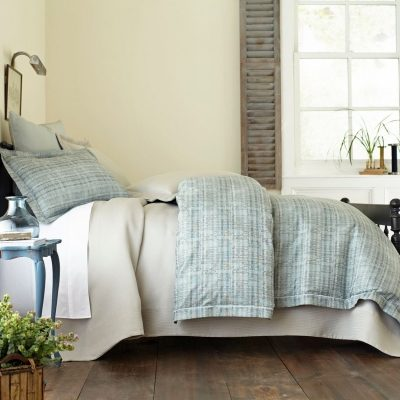 Biagio Duvet Cover and Shams by Peacock Alley