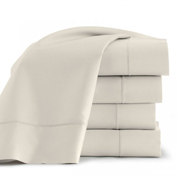 Soprano Sateen Sheet Set by Peacock Alley