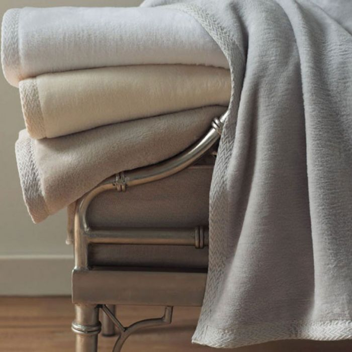 All Seasons Blankets & Throw by Peacock Alley