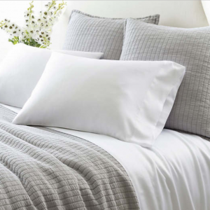 Silken Solid Duvet Cover by Pine Cone Hill