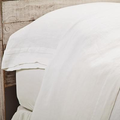 Louwie Organic Linen Sheets and Pillowcases by Pom Pom at Home
