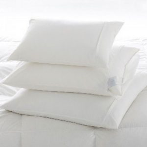 Pillow Protectors for Sleeping Pillows by Scandia