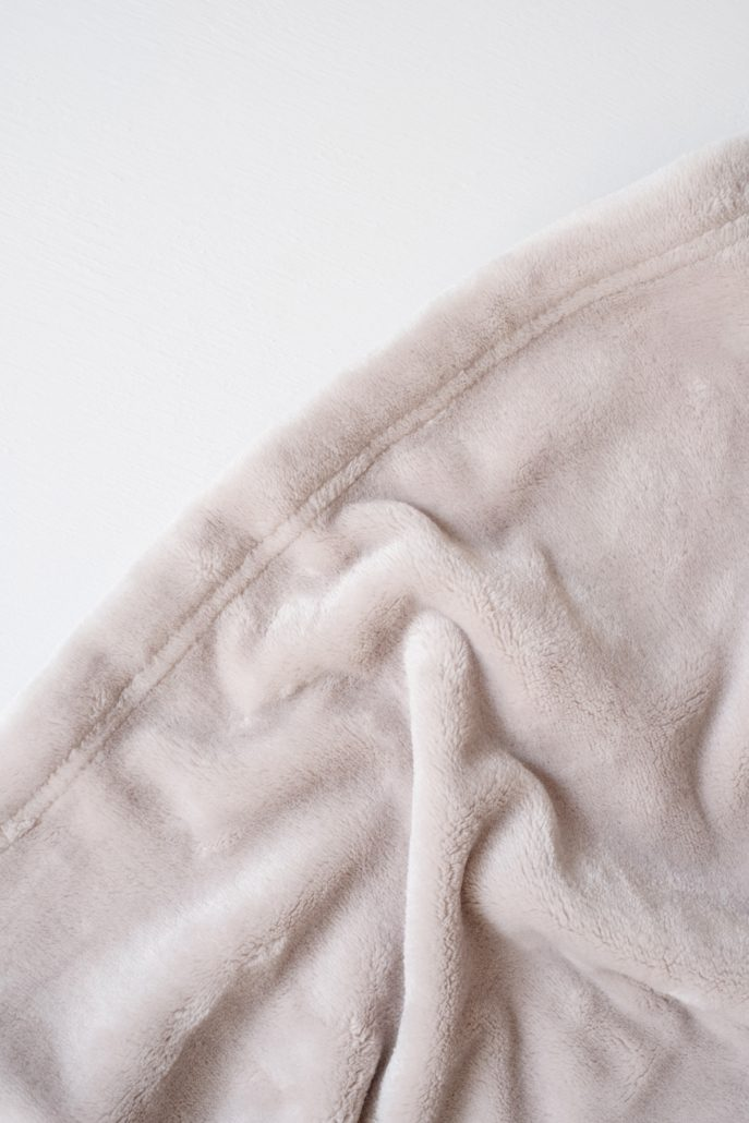 Luxe Fleece Throw by Pine Cone Hill