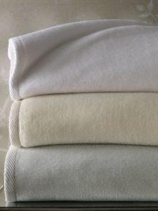St. Moritz All Season Cotton Blanket by Sferra
