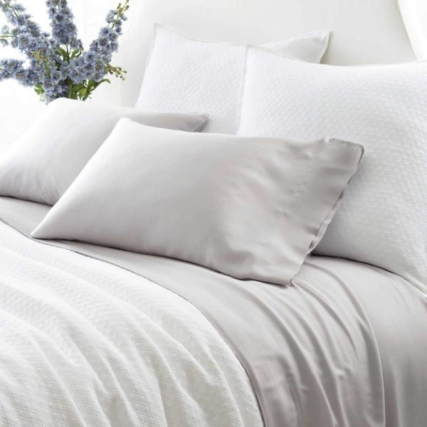 Silken Solid Sheet Set by Pine Cone Hill