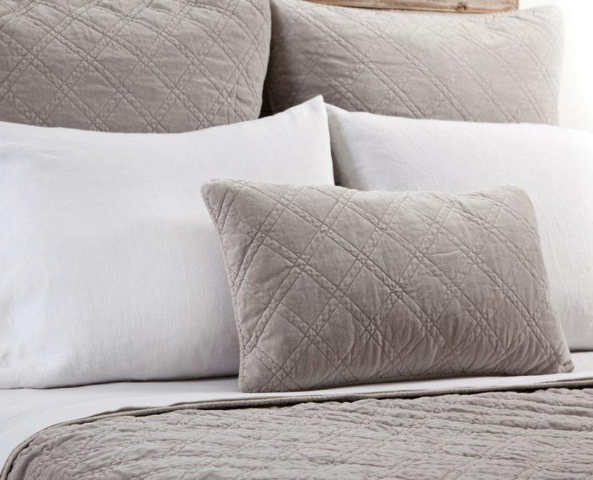 brussels quilt bedding pom pom at home linen