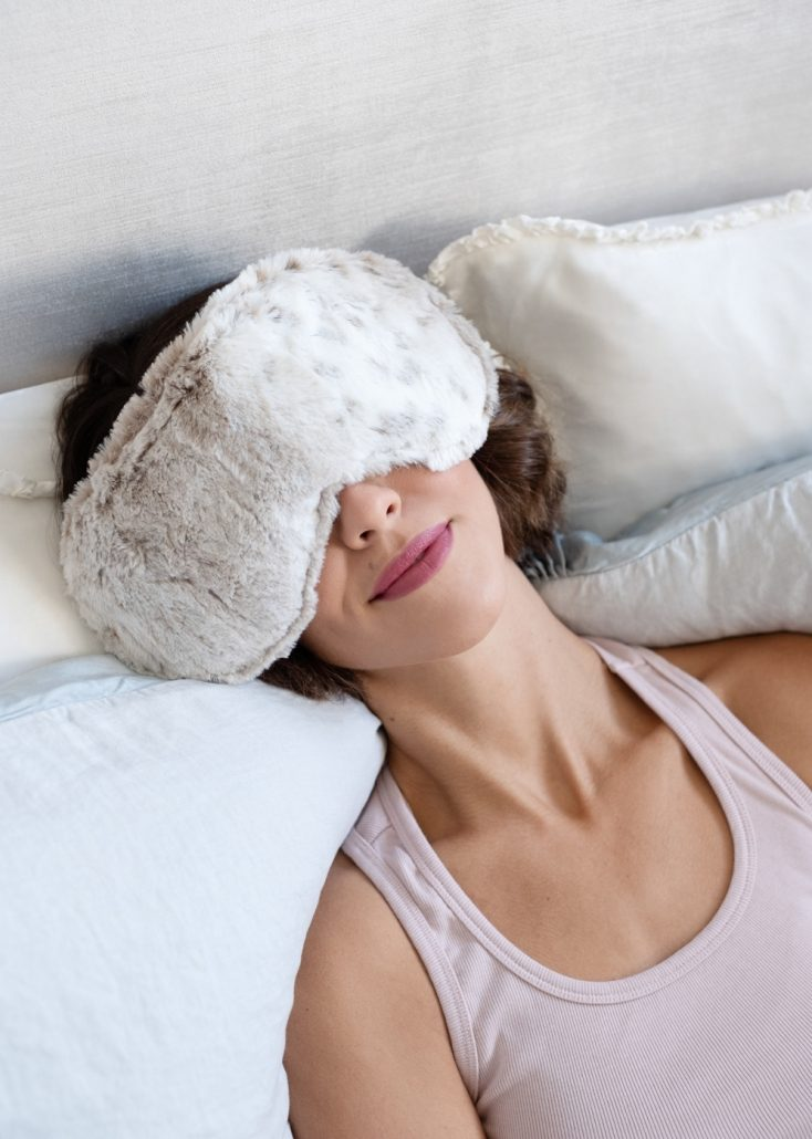 Spa Therapy Heatable Eye Pillow