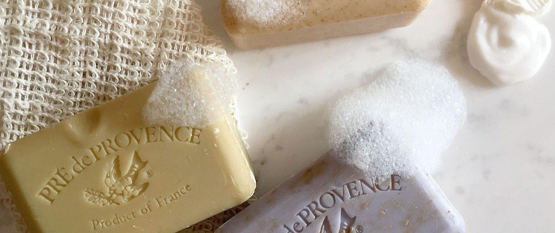 pre de provence france shea butter soap bath self care
