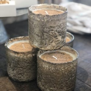 Bourbon Vanilla Soy Wax Candle