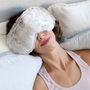 Spa Therapy Heatable Eye Pillow