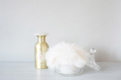 Silk Blended Powder for Linens and Body