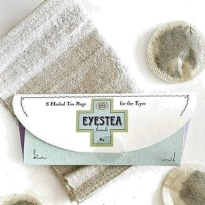 Eyestea Therapy Tea Bags for Tired Eyes Set of 8 by Jane Inc.