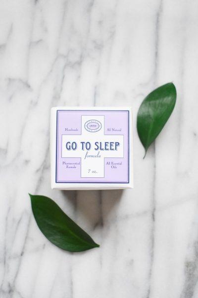 Effervescent Go To Sleep Bath Cube by Jane Inc.