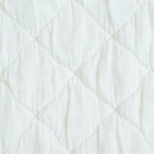 Louisa Relaxed Diamond Matelasse Coverlet, Shams by TL at Home