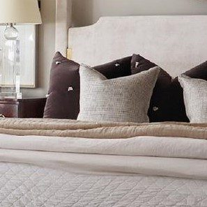 Louisa Relaxed Diamond Matelasse Coverlet, Shams