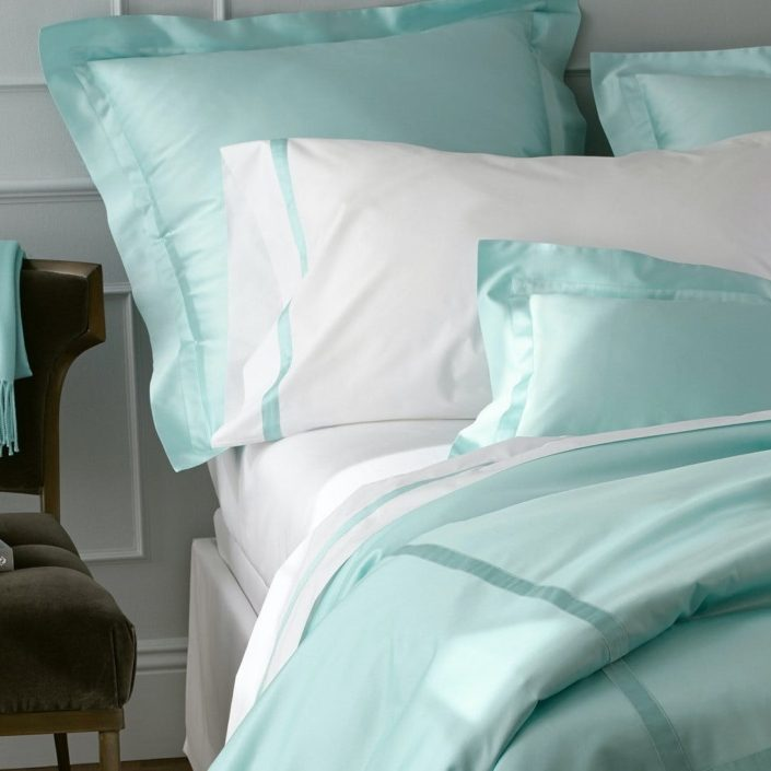 Nocturne Sheeting Collection by Matouk