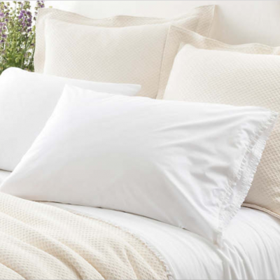Petite Ruffle Sheet Set and Shams by Pine Cone Hill