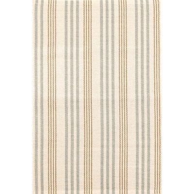 Olive Branch Woven Cotton Rug by Dash and Albert