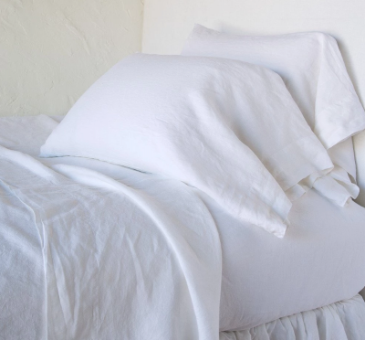 Linen Sheets by Bella Notte