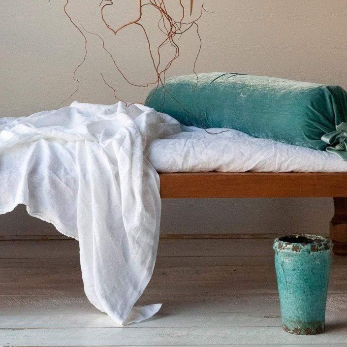 Linen Sheets by Bella Notte