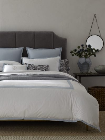 Oberlin Pool Duvet Cover and Shams by Matouk