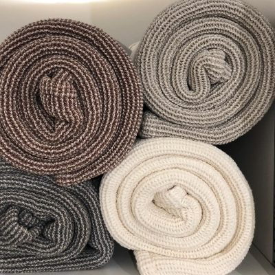 Sacha Blanket by Traditions Linens