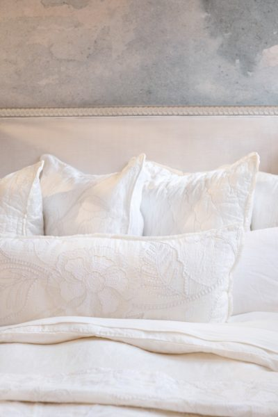 Addison Embroidered Coverlet, Shams, Decorative Pillow by Pine Cone Hill