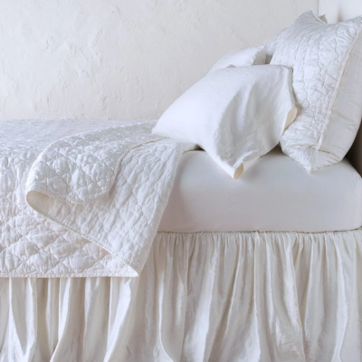 Luna Coverlet, Shams by Bella Notte