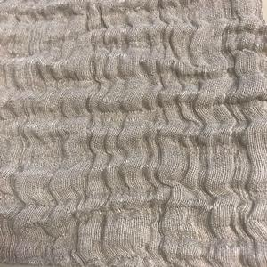 Dax Stonewashed Linen Throw, Shams