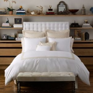 Oberlin Duvet Cover, Shams by Matouk