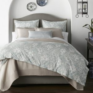 Seville Duvet Cover, Shams by Peacock Alley