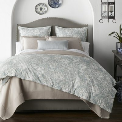 Seville Duvet Cover and Shams by Peacock Alley