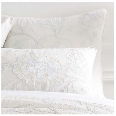 Addison Embroidered Coverlet, Shams & Decorative Pillow by Pine Cone Hill