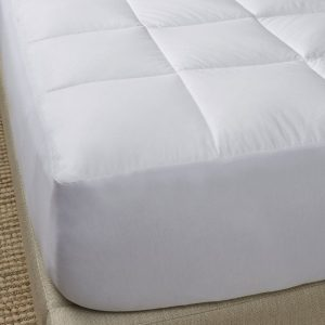 Bergen Down Alternative Mattress Pad by Scandia