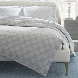 Vianti Coverlet and Shams by Sferra