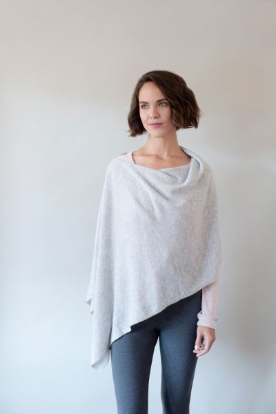 Light Weight Cashmere Travel Wrap by Alashan