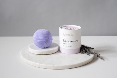 Dreamweaver Sleep Therapy Bath Balm by Musee
