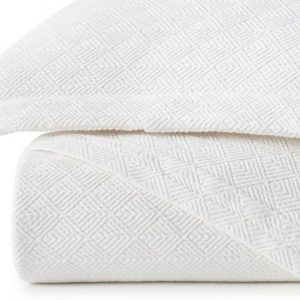Paulo Coverlet, Shams by Peacock Alley