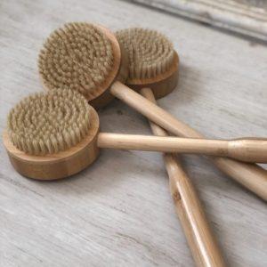 Bamboo Bath Brush